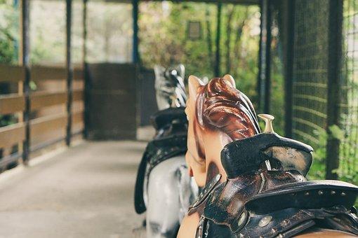 Ride, Old Freizeitpark, Old, Nostalgic, Old Time, Retro