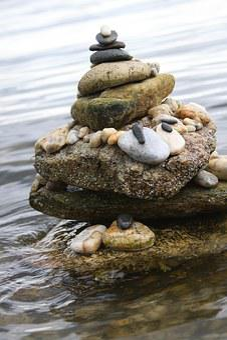 Cairn, Nature Art, Rock, Balance, Harmony, Seaside