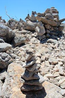 Stones, Cairn, Stone Wall, Sculpture, Stone Sculpture