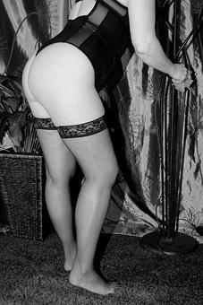Act, Sexy, Erotic, Nudes, Woman, Femininity, Underwear