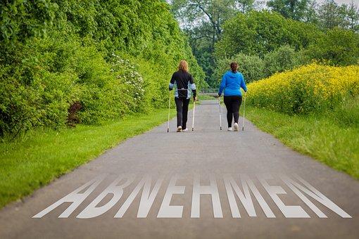 Remove, Run, Outdoor, Human, Sport, Nordic Walking
