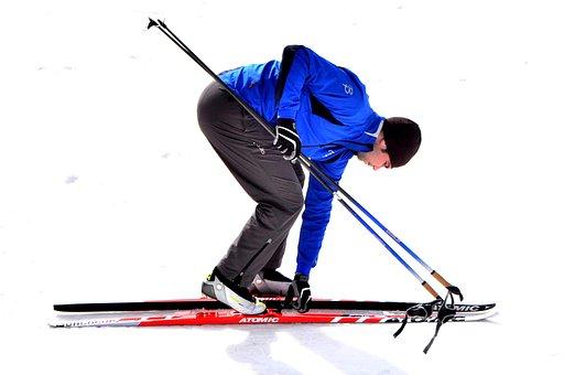 Ski, Nordic, Sports, Man, Winter, Snow
