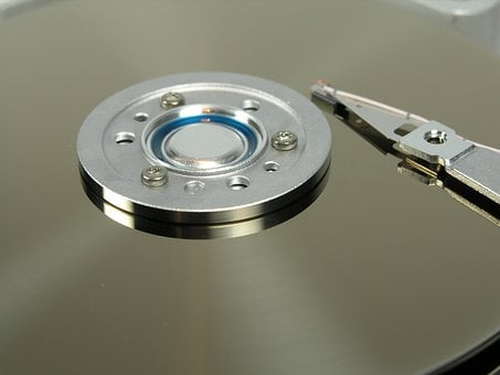 Hard Drive, Technology, Computer, Storage Medium