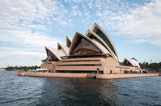 Sydney, Opera, House, Landscape, Australia, City