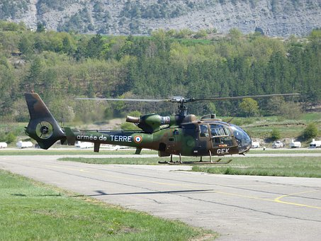 Helicopters, Light Aviation, Military, Army, Take Off