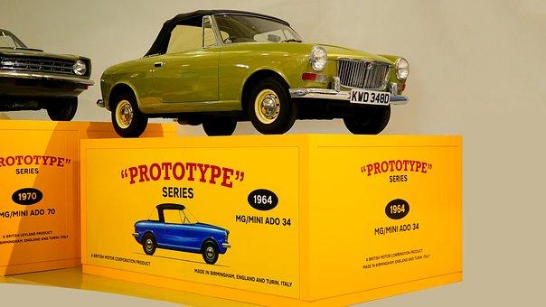 Car, Prototype, Auto, Automobile, Transportation
