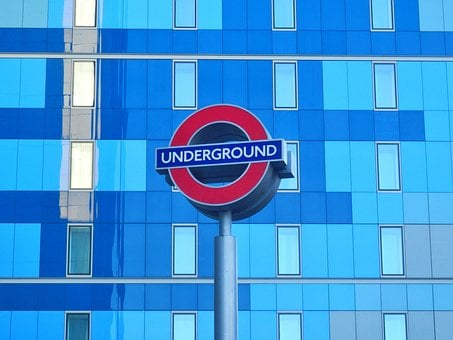 Underground, London, Transport, England, Subway