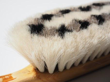 Goat Hair Brush, Brush, Bristles, Clean, Wipe