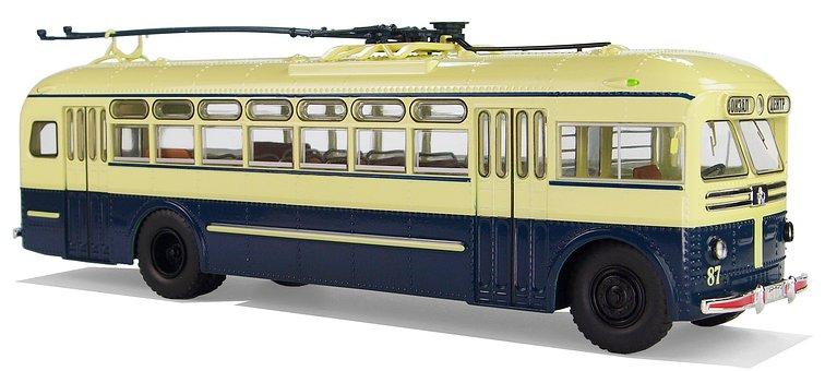 Ziu, Mtb, Trolley Bus, Electric Motor