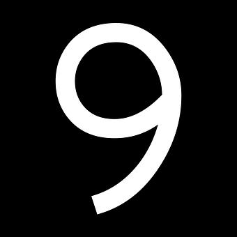Oriya, Odia, Number, Two, 2, 9, Symbol, ୨