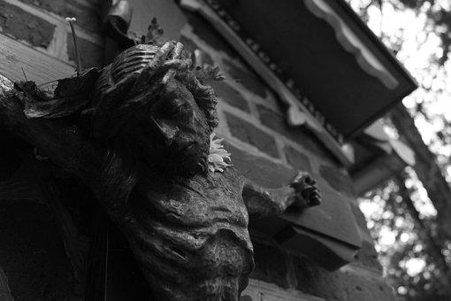 Jesus, Religion, Cross, Crucifixion, Christianity