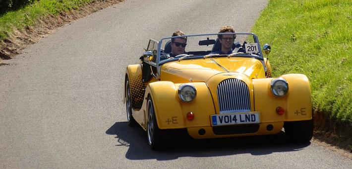 Morgan, Morgan Electric Car, Electric Sports Car