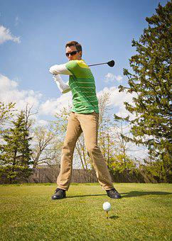 Game, Golf, Golf Ball, Golf Club, Golfer, Outdoors