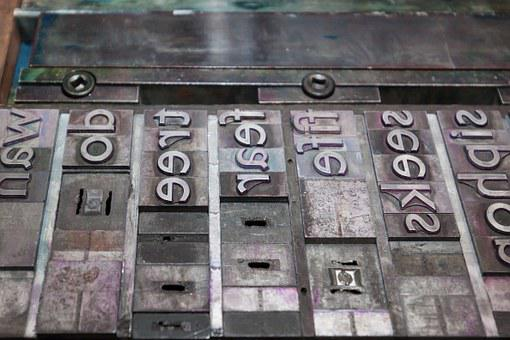 Font Set, Rows, Letters, Lead Characters, Lead