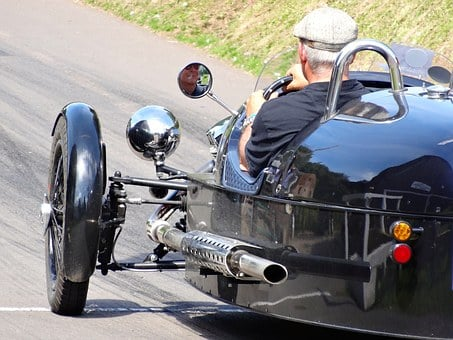 Morgan, Morgan Motor Company, Three Wheel Car