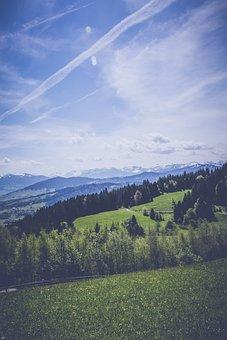 Mountain, Mountains, Alpine, Summit, Rock