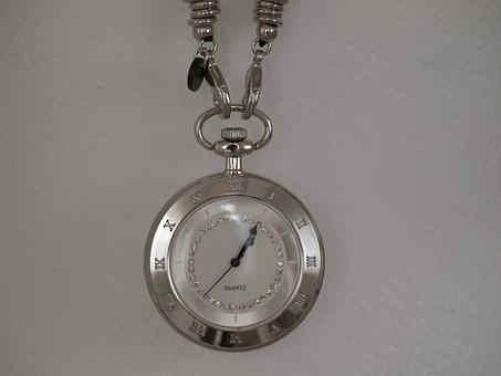 Clock, Pocket Watch, Old, Time, Nostalgia, Clock Face