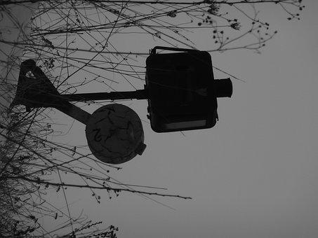 Crossover, Rail, Old, Train, Railroad, Signal