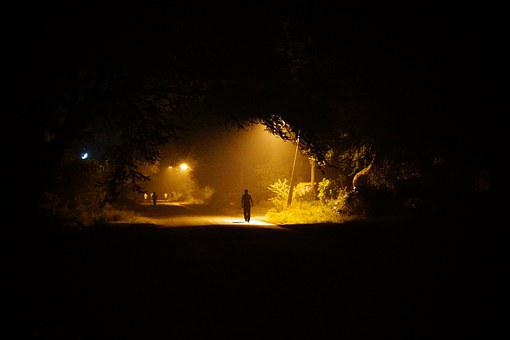 Night, Road, High, Resolution, Lonely, Clear