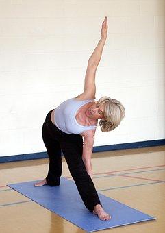 Trikonasana, Triangle Posture, Yoga, Yoga Classes