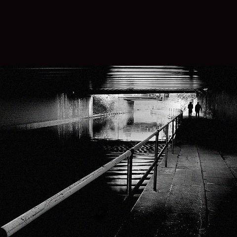 Light, Dark, Tunnel, Black, Path, Underground, Corridor