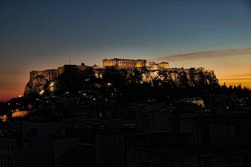 Athens, Greece, Travel, Europe, Architecture, Acropolis