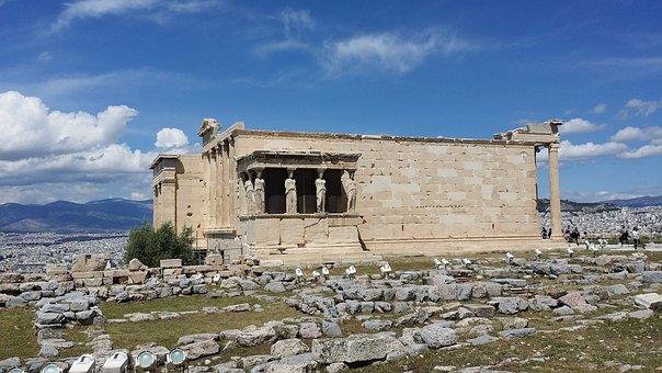 Erechtheion, Athens, Acropolis