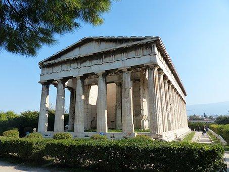 Greece, Agora, Athens