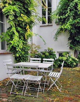 Garden, Garden Furniture, Garden Chairs, Backyard