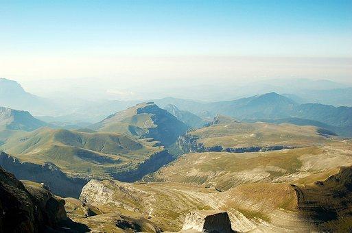 Monte Perdido, Top, Huesca, Ordesa Valley