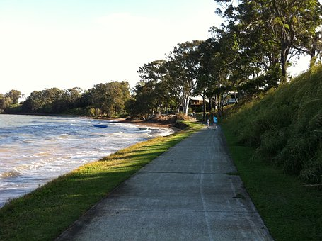 Path, Sidewalk, Pavement, Walkway, Road, Way, Stone