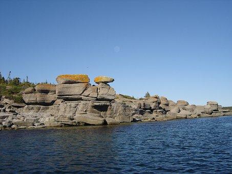 Sea, Roche, Seaside, Salt, Maritime, Atlantic, Rocks