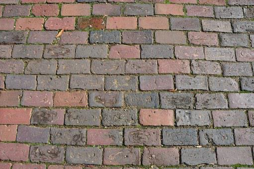 Cobblestone, Brick, Road, Stone, Texture, Pavement