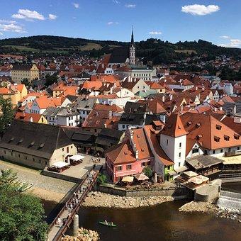 Czech Republic, český Krumlov, Cesky Krumlov, Unesco