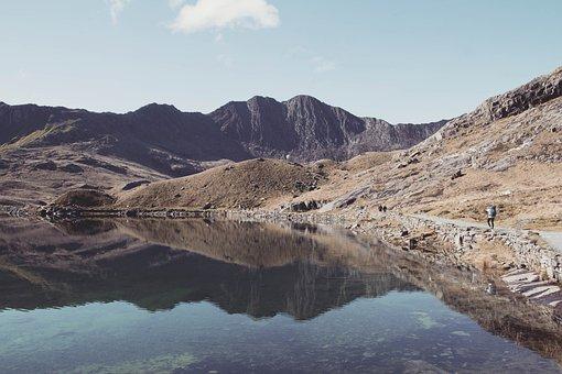 Climb, Hike, Trek, Adventure, Expedition, Lake