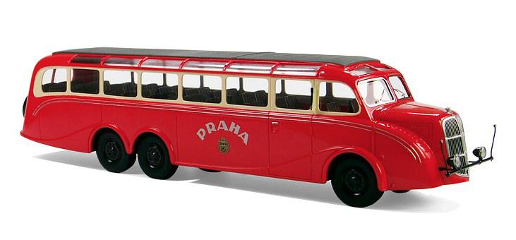 Tatra, Typ T24-58, Buses, Collect, Leisure, Model
