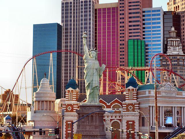 Las Vegas, Gambling, Game Casino, Neon Sign