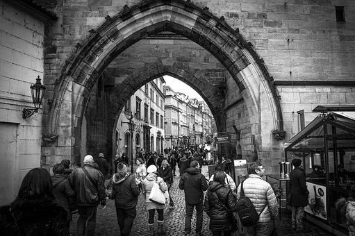 Prague, Czech Republic, History, City, Gateway