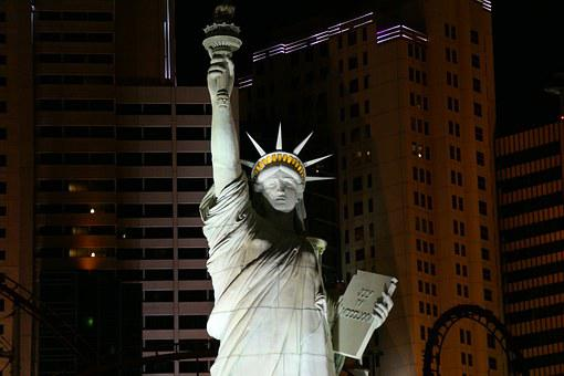 Statue Of Liberty, Las Vegas, New York Hotel, Nevada