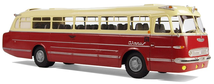 Ikarus 55, Ominbusse, Collect, Leisure, Model Cars