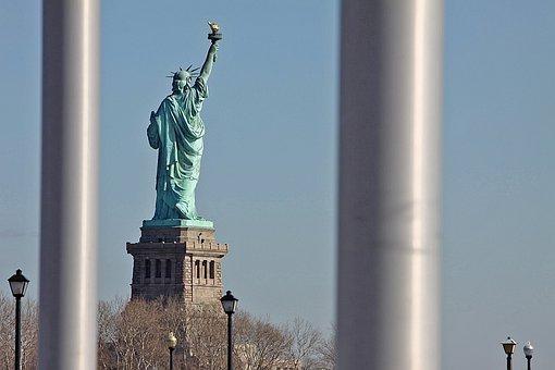 Statue Of Liberty, New York, New York City, Nyc, Ny
