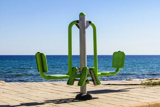 Outdoor Gym, Exercise, Gym, Outdoor, Equipment, Cyprus
