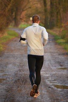 Runner, People, Jogging, Walk, Jogger, Sports, Man