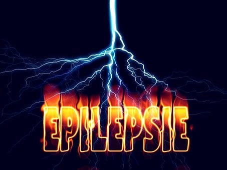 Epilepsy, Fire, Explosion, Disease, Spasm, Seizure