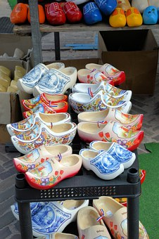 Clogs, Tourism, Tradition, Holland, Netherlands