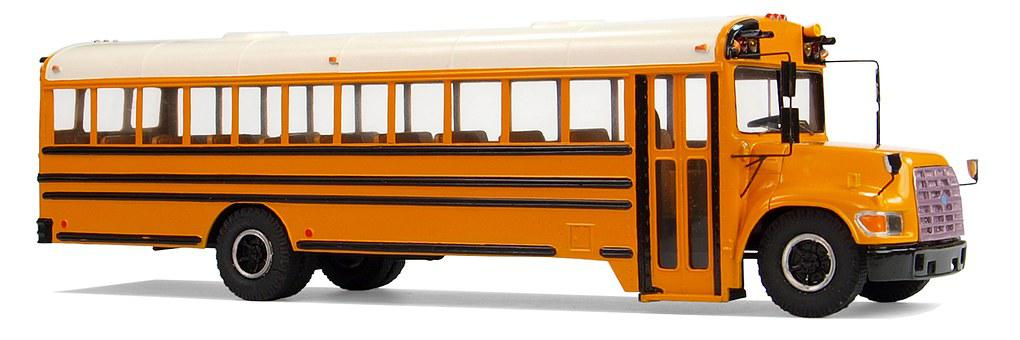 Ford, Type B700, America, Bus, Collect, Leisure, Hobby