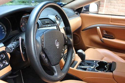Maserati, Cars, Interior, Butterfly Change