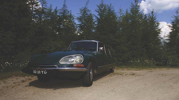 Automobile, Car, Citroen, Classic Car, Vintage Car