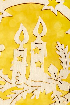 Candle, Celebration, Christmas, Decoration, Decorative