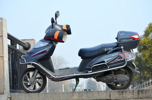 Scooter, Transportation, Bike, Electric Bike